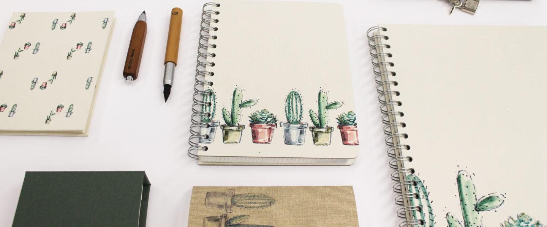 ¡Los cactus están de moda! Nueva colección