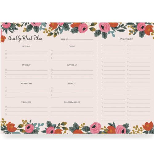 NPL001-Rosa-planificador-menus-rifle-paper-co-pepa-paper