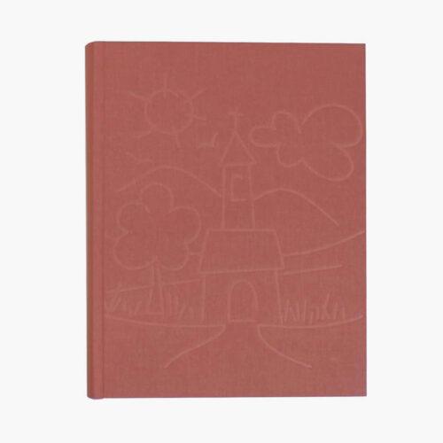 album-comunion-vertical-rosa-vintage