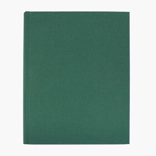 album-cosido-vertical-interior-negro-verde-ingles