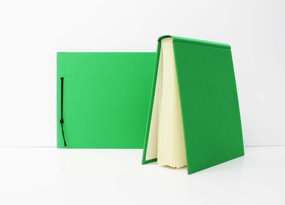 album-fotos-tela-verde-green