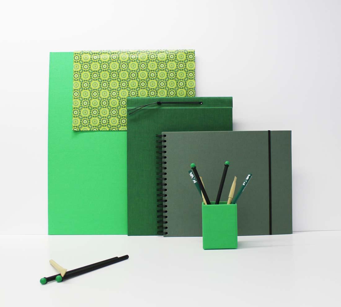 album-fotos-tela-verde