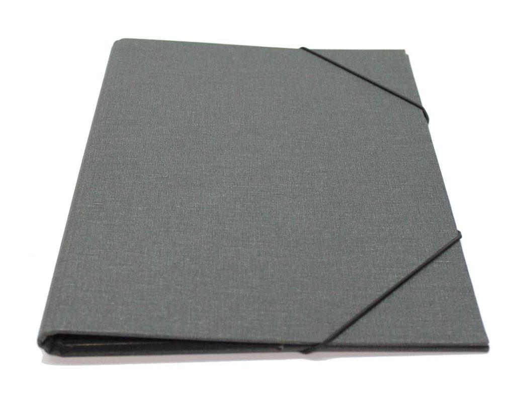 carpeta-goma-antracita-lateral