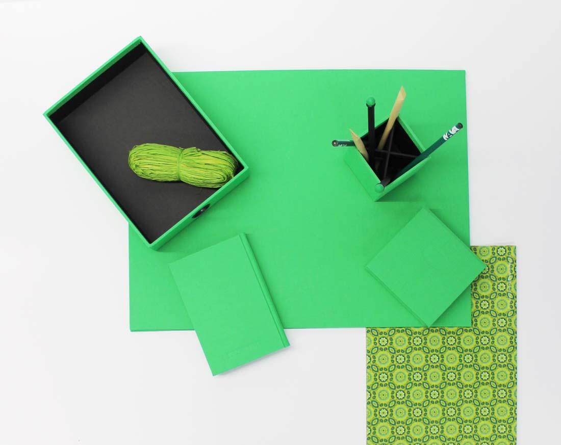 complementos-de-escritorio-tela-verde