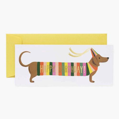 hot-dog-no-10-card