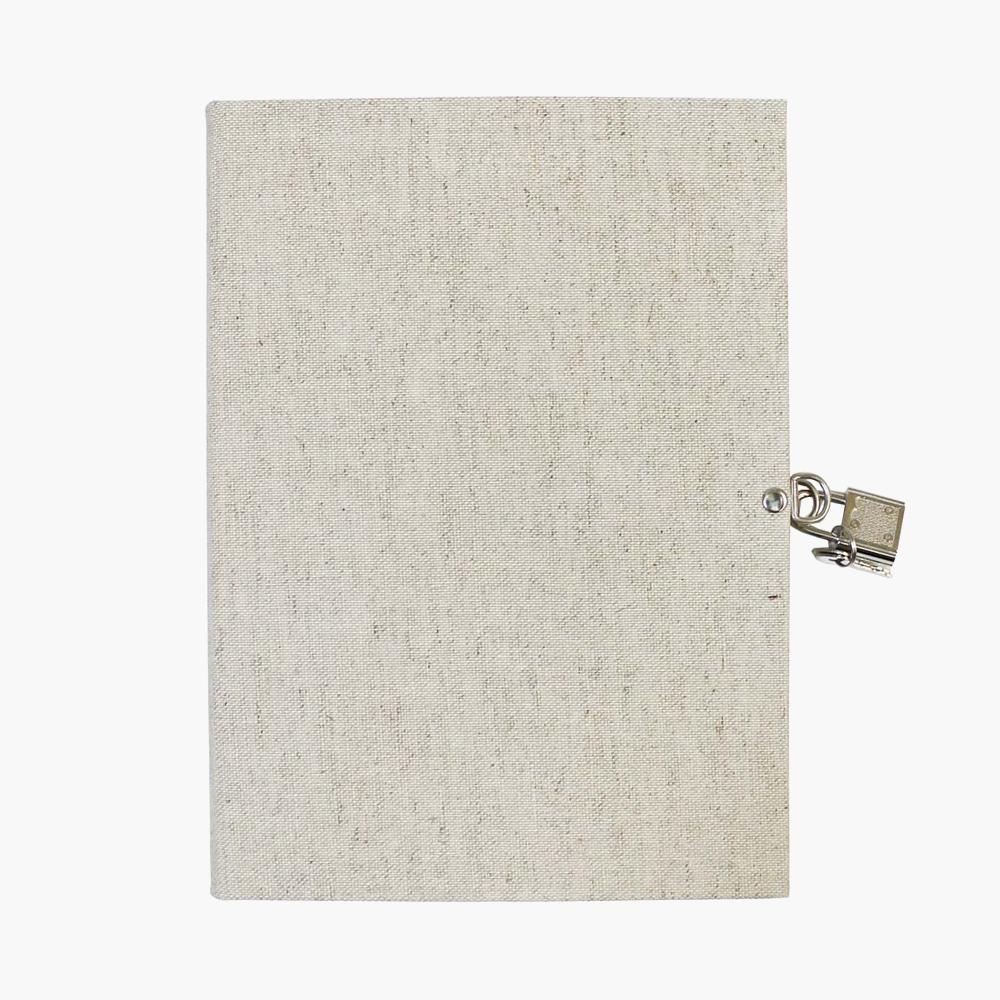 libro-diario-candado-lienzo