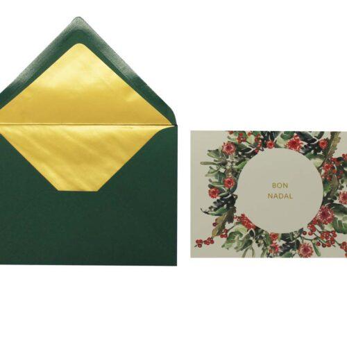 postal-navidena-mto-hojas-verdes-navidad-cat