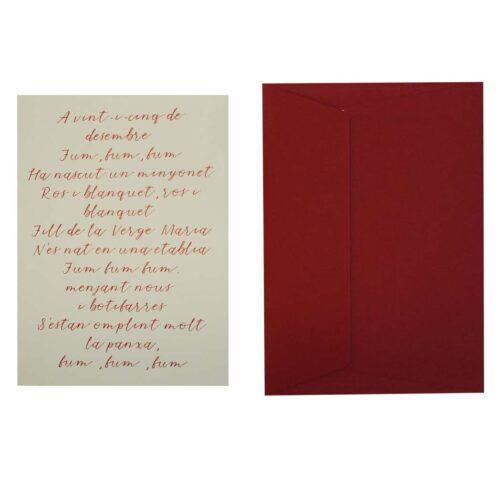 postal-navidena-villancico-rojo-cast