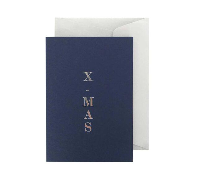postal-navidena-xmas-plata-stamping