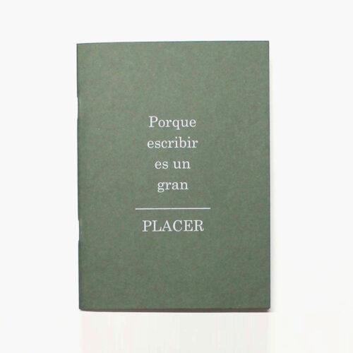 libreta-porque-escribir-verde