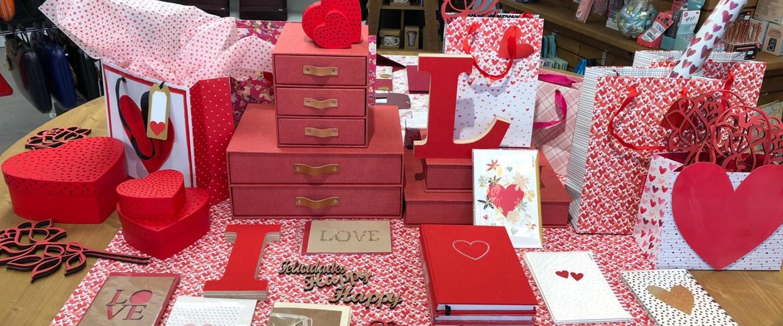 Postales con mensajes. ¡San Valentín!