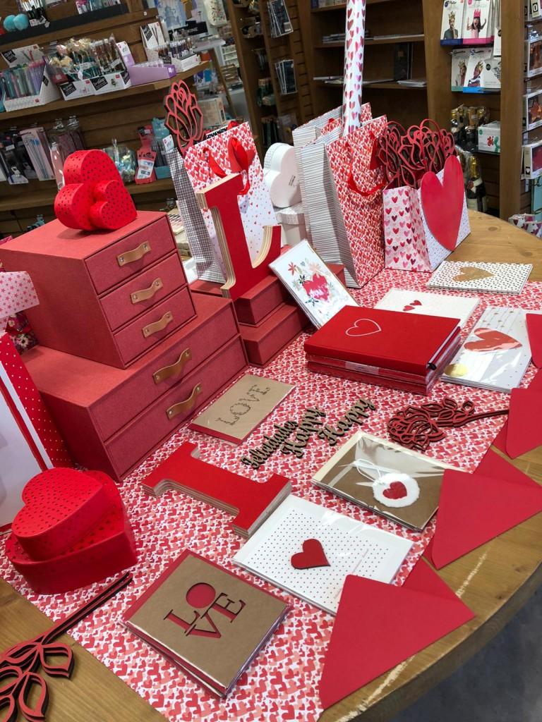 Postales con mensajes para San Valentín