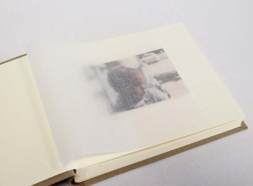 Álbum de fotos clásico