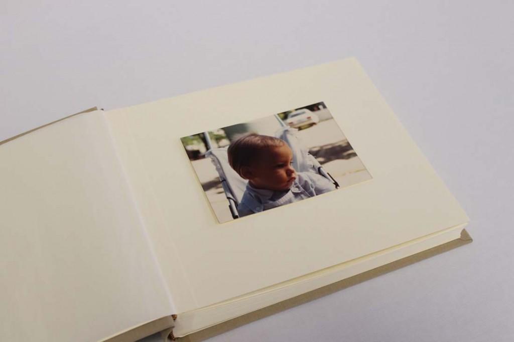 Álbumes familiares para bebes