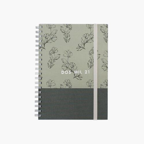 agenda-2021-12x17-sv-flower-khaki