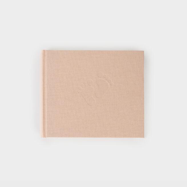 album-de-fotos-piecitos-rosa