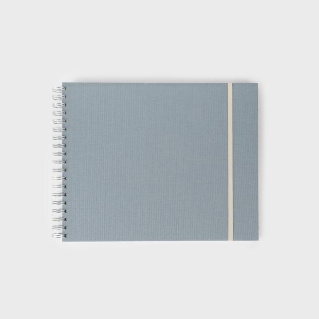 album-de-fotos-wyro-horizontal-grande-azul-pardo