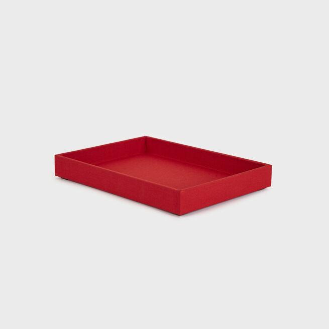 bandeja-a5-escritorio-rojo
