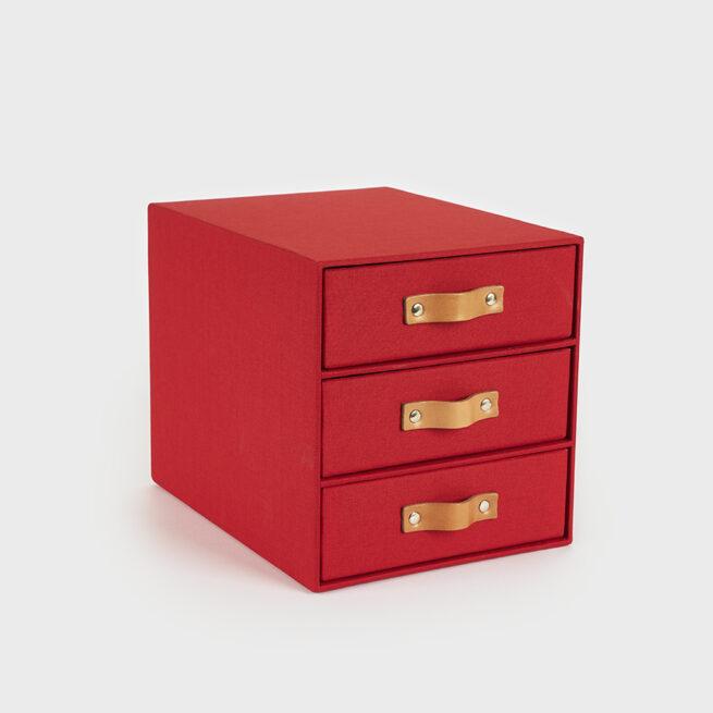 modulo-3-cajones-rojo