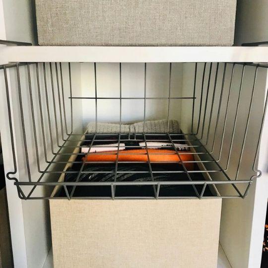 cajones para armarios con baldas