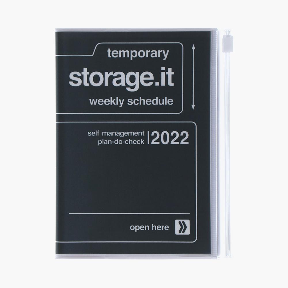 22DRI-AV01-BK-agenda-marks-a6-storage-it-negro