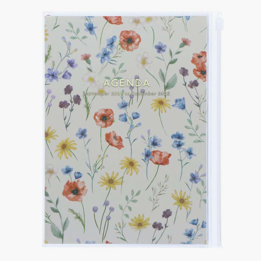22DRI-HV05-MG-agenda-marks-a5-flores-marfil