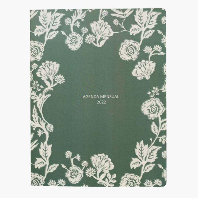 agenda-2022-mensual-pepapaper-a4-avec-botanic-green